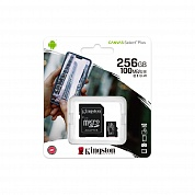 Память: Kingston SDCS2/256GB 256GB microSDXC